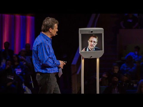 エドワード・スノーデン: インターネットを取り戻すために