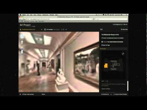 アミット・スード: Webに作る美術館の美術館